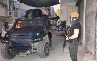 Adana'da büyük PKK/KCK operasyonu! 29 kişi için gözaltı kararı