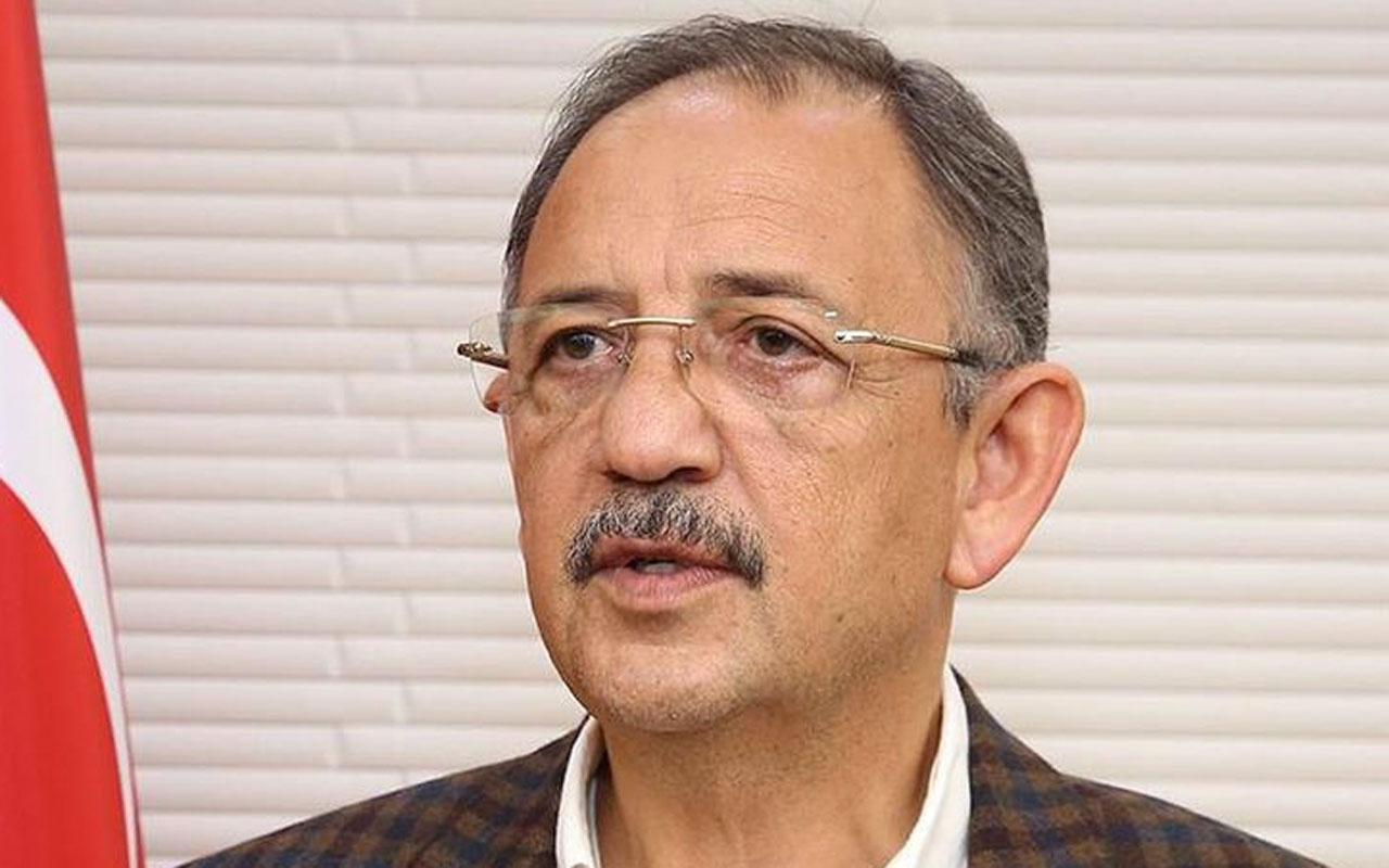 AK Partili Mehmet Özhaseki: Türkiye'de 20 yıldır sessiz bir devrim yaşandı