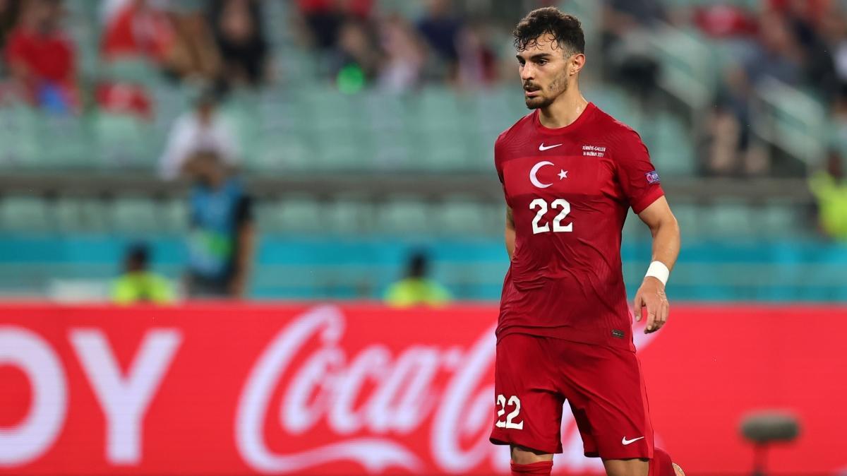 Beşiktaş'a Milli yıldızdan müjde