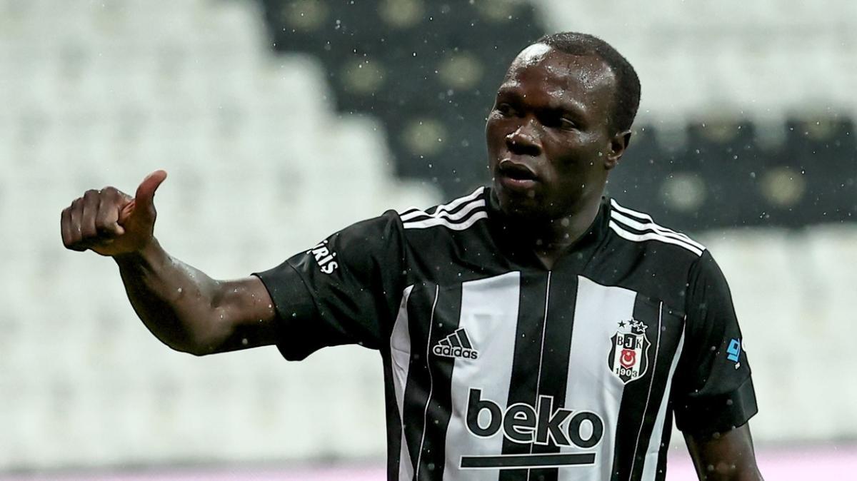 Beşiktaş'ta Aboubakar gerçeği ortaya çıktı