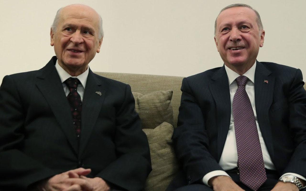 Cumhurbaşkanı Erdoğan ve Devlet Bahçeli uzlaştı! Ağustos'ta harekete geçiliyor