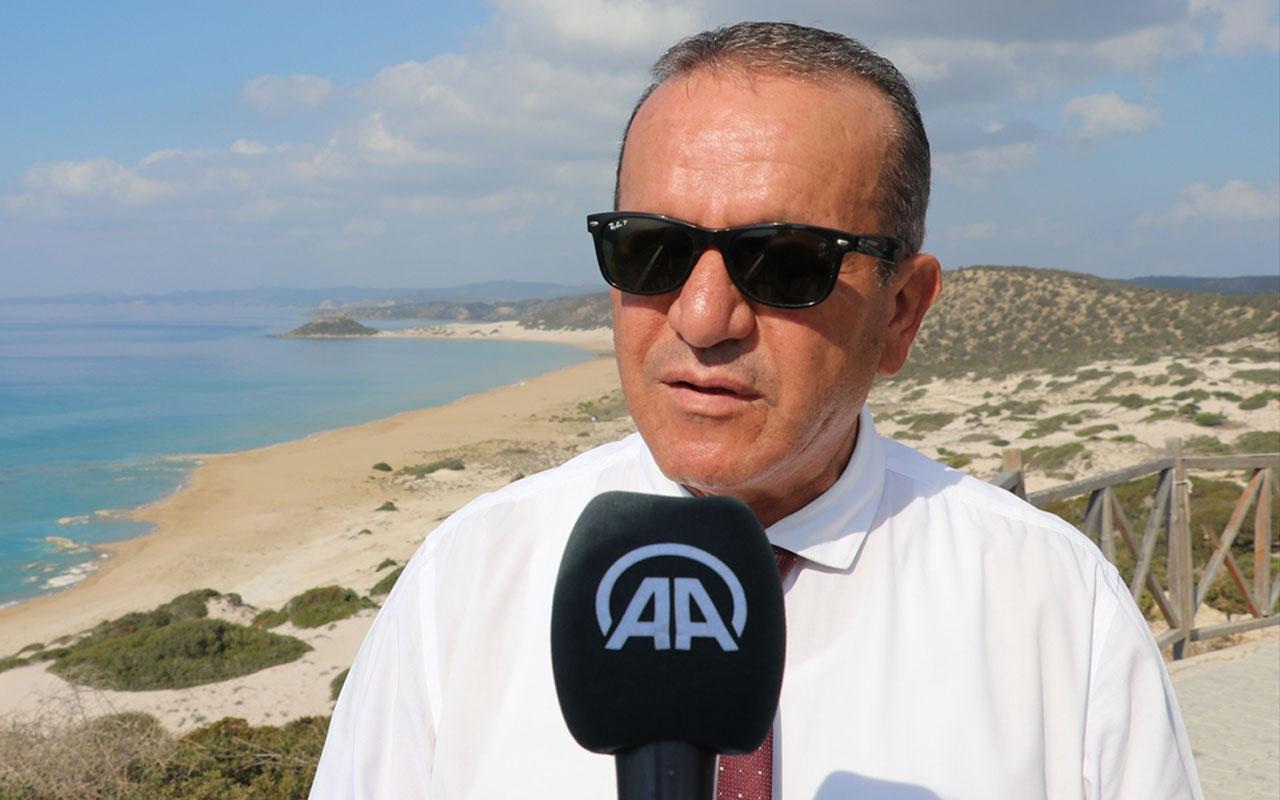 Felaket Kıbrıs'a doğru ilerliyor Çevre Bakanı Fikri Ataoğlu'ndan dikkat çeken açıklama