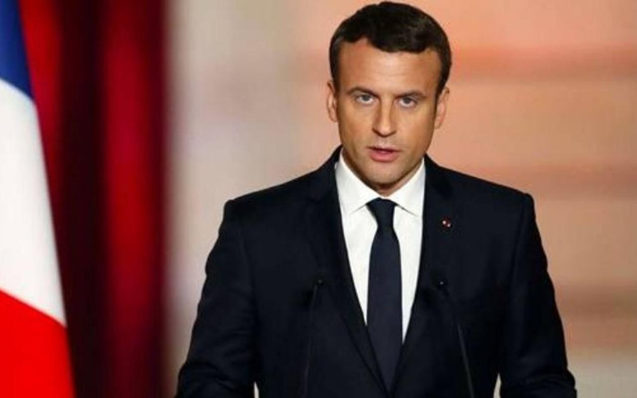 Fransa Cumhurbaşkanı Macron duyurdu: Tam olarak başa çıkamıyoruz