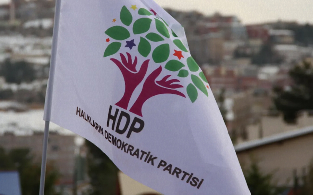 HDP kapatma davası savunmasında AYM'den ek süre istedi