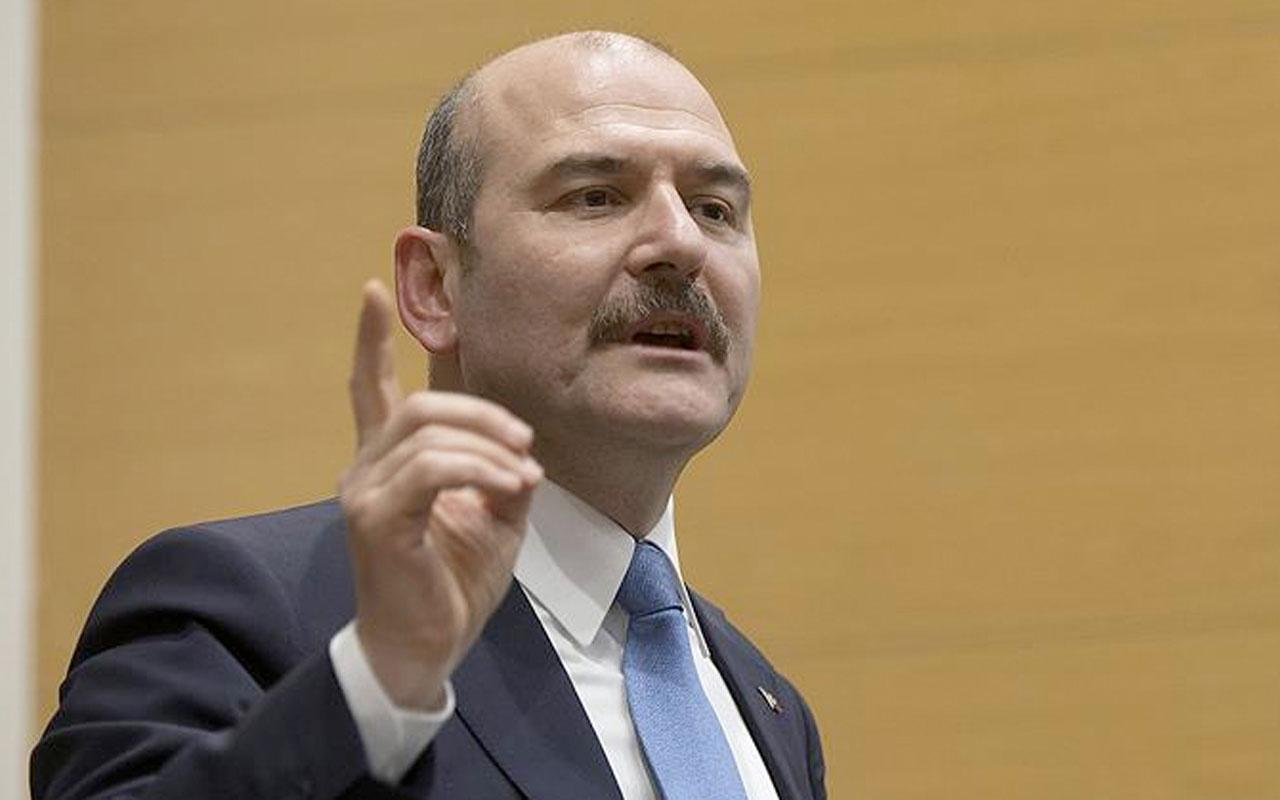 İçişleri Bakanı Süleyman Soylu'dan çağrı: Fitne tohumu ekmemeli