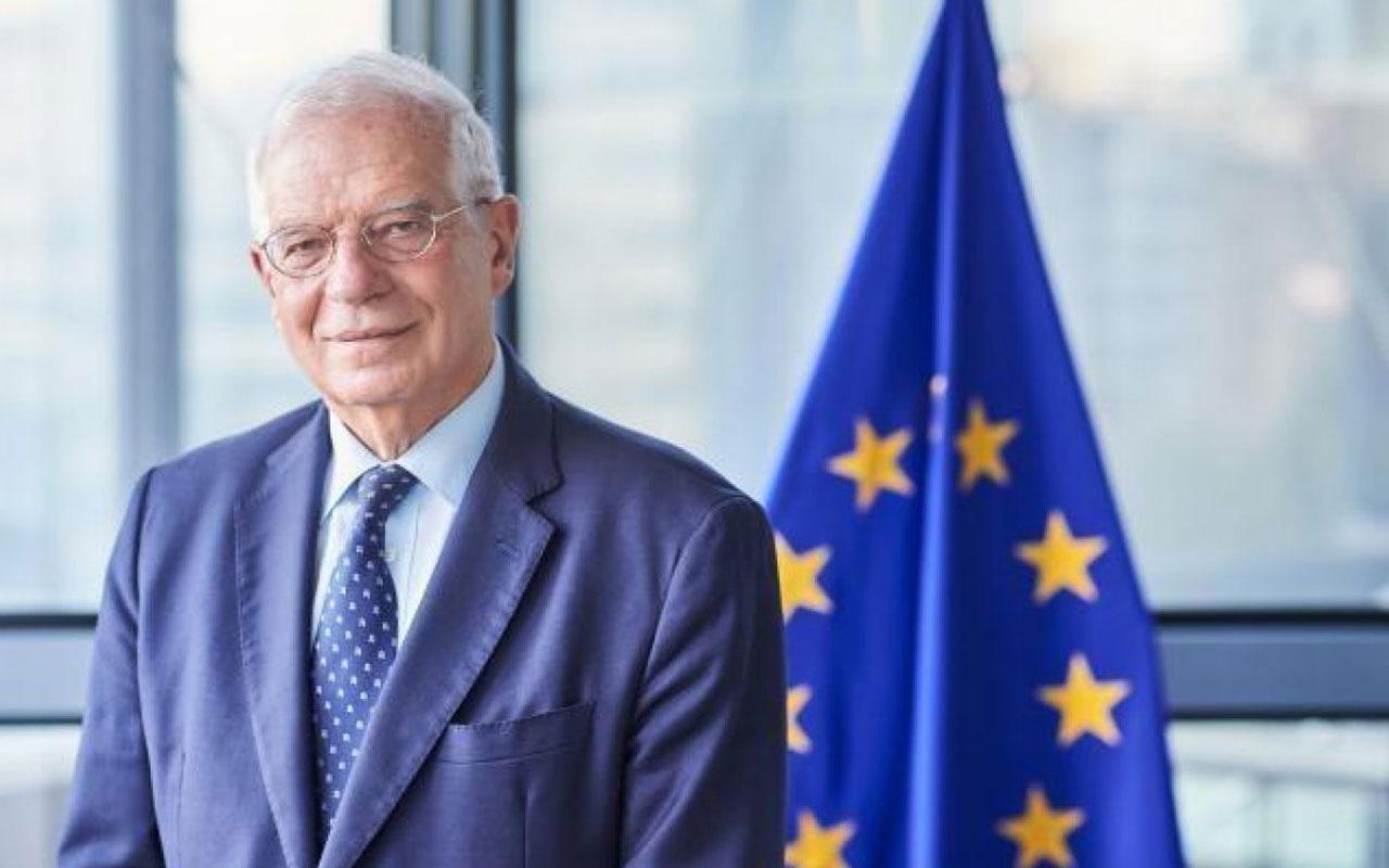Josep Borrell: Türkiye'deki yangınlar, iklim değişikliğinin hatırlatıcısı
