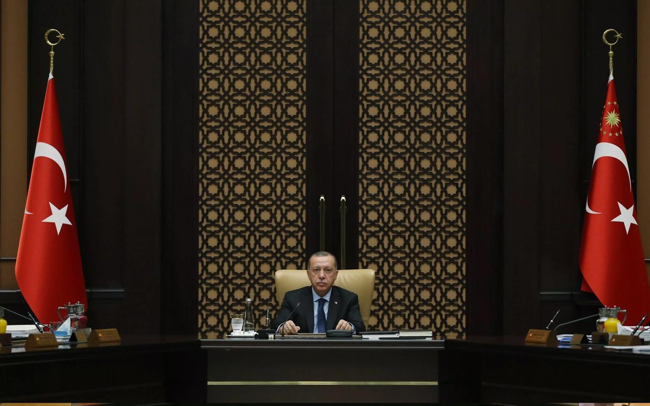 Kabine yarın Beştepe'de toplanacak! Gündem yüz yüze eğitim ve aşı yasakları