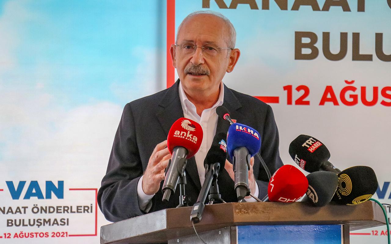Kemal Kılıçdaroğlu'ndan PKK'ya destek veren akademisyenlere görev sözü