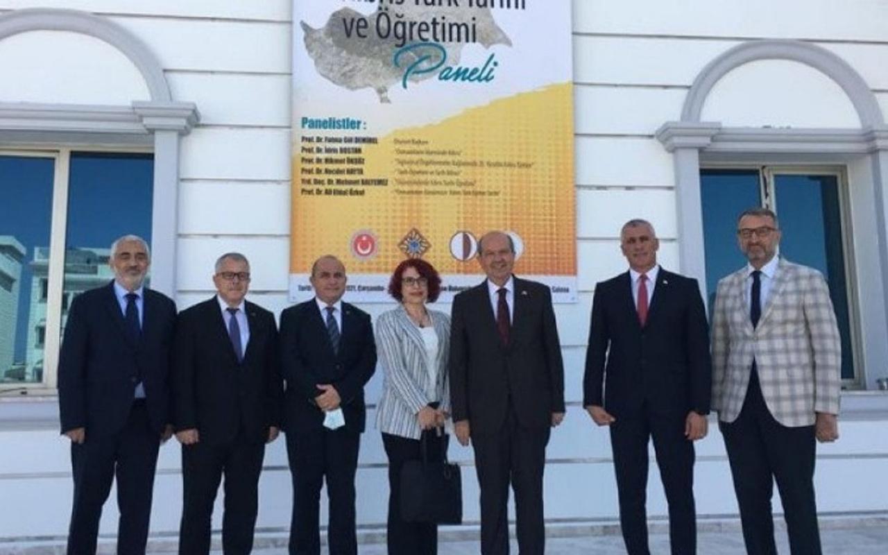 """KKTC'de """"Kıbrıs Türk Tarihi ve Öğretimi Paneli"""" düzenlendi"""