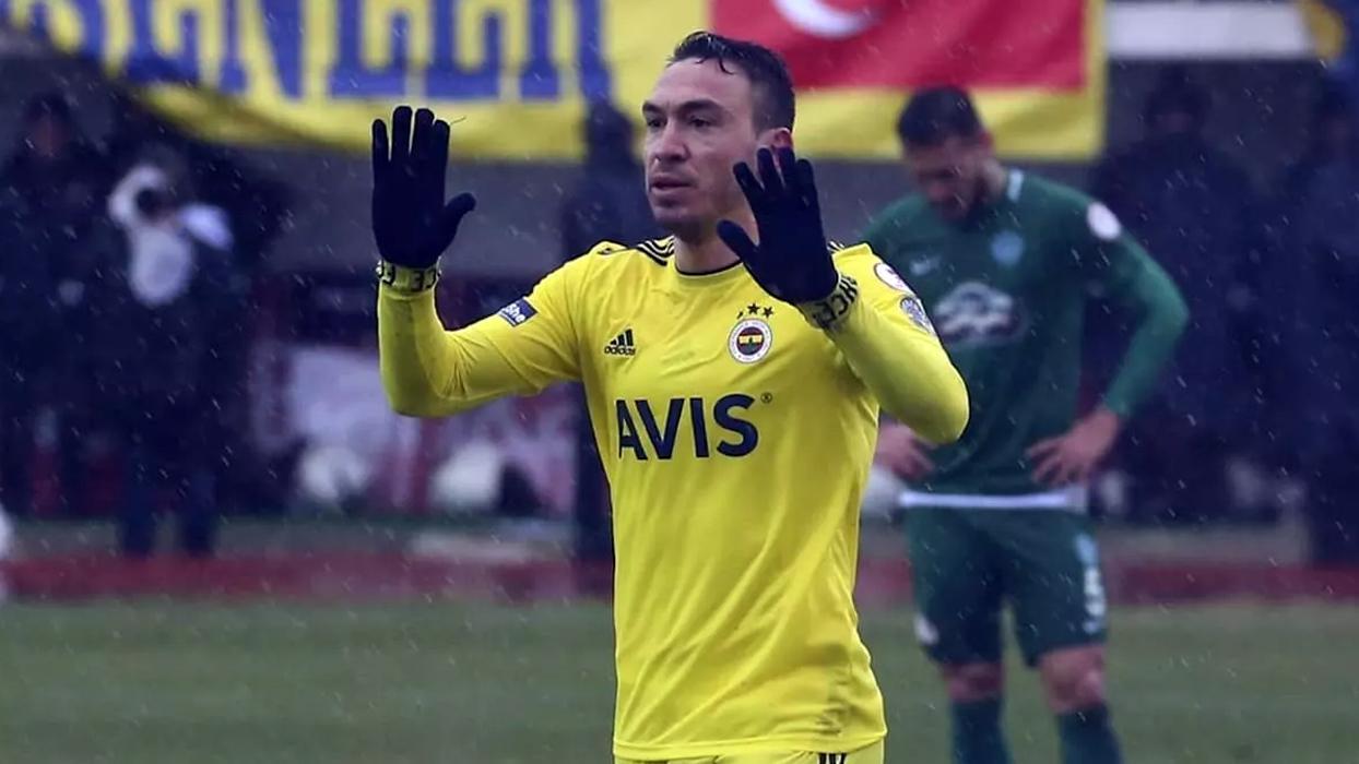 Mevlüt Erdinç'in yeni takımı şaşırttı