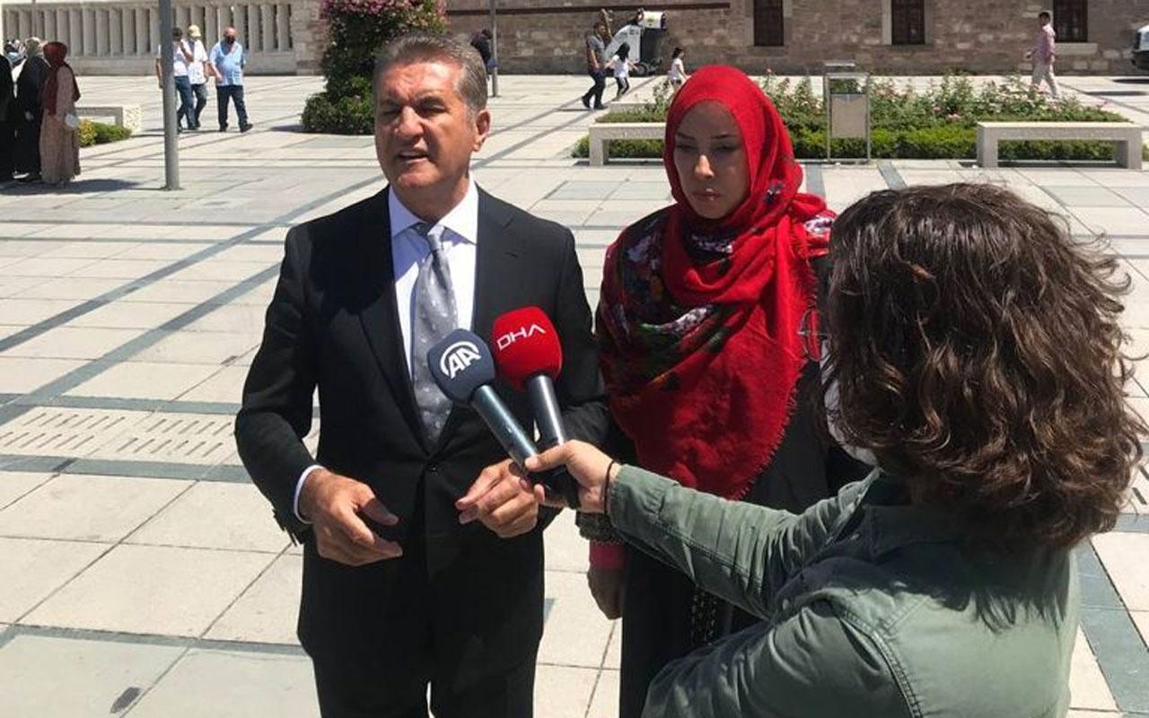 Mustafa Sarıgül'den ben 10 göçmen alırım diyen AB ülkesine tepki: Esefle kınıyoruz