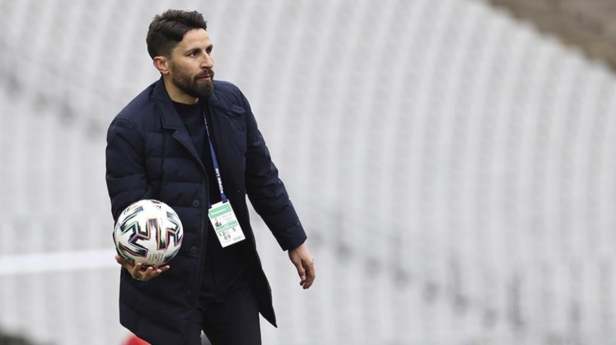 Süper Lig'de ilk hoca ayrılığı gerçekleşti