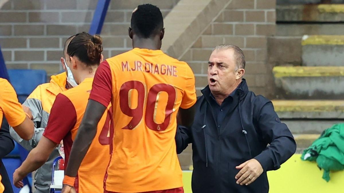 Terim'den yine transfer iması! Feghouli ve Diagne…