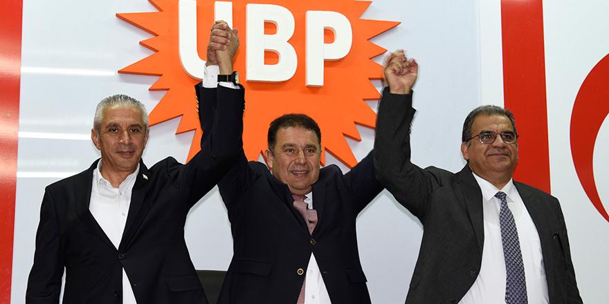 UBP'de 4 başkan adayı uzlaşıya vardı