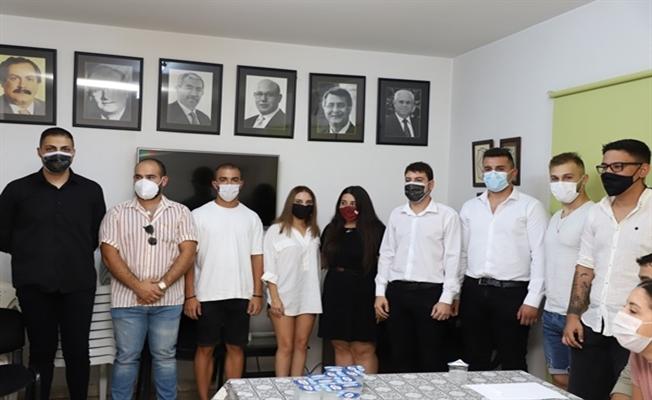 CTP LEFKOŞA GENÇLİK ÖRGÜTÜ KONGRESİ YAPILDI