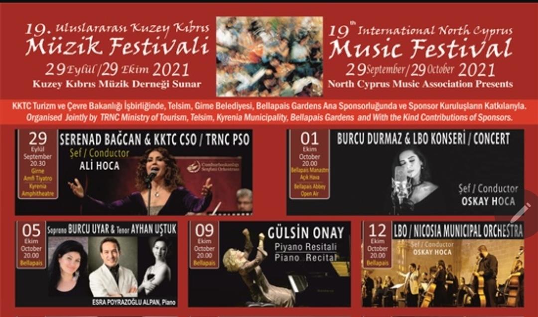 Müzik Festivali başlıyor