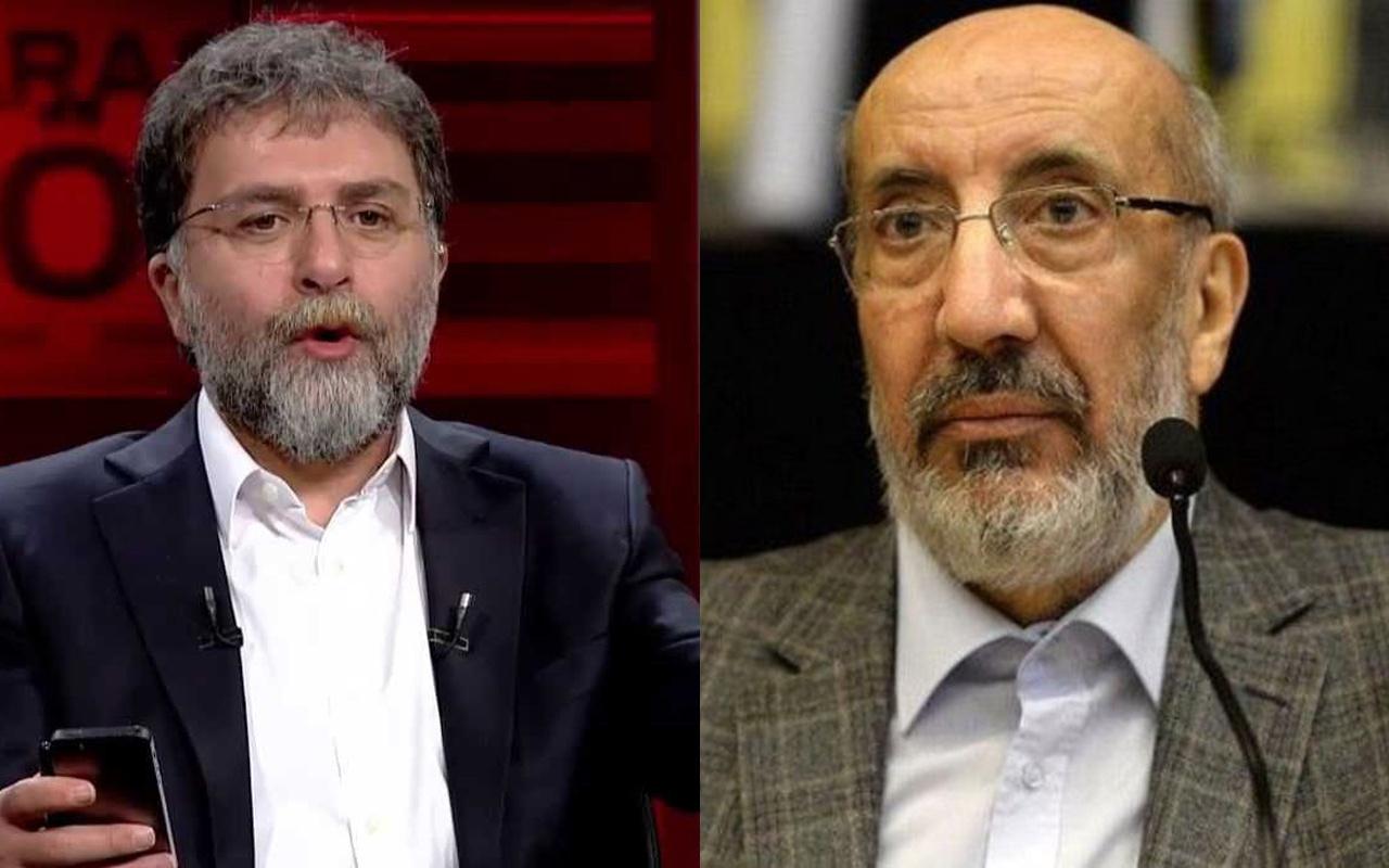 Ahmet Hakan'dan aşı karşıtı Abdurrahman Dilipak grubunun eylemi için 'şahane bir panzehir' önerisi!