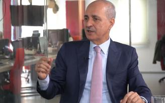 AK Parti Genel Başkanvekili Numan Kurtulmuş'tan önemli seçim anketi açıklaması