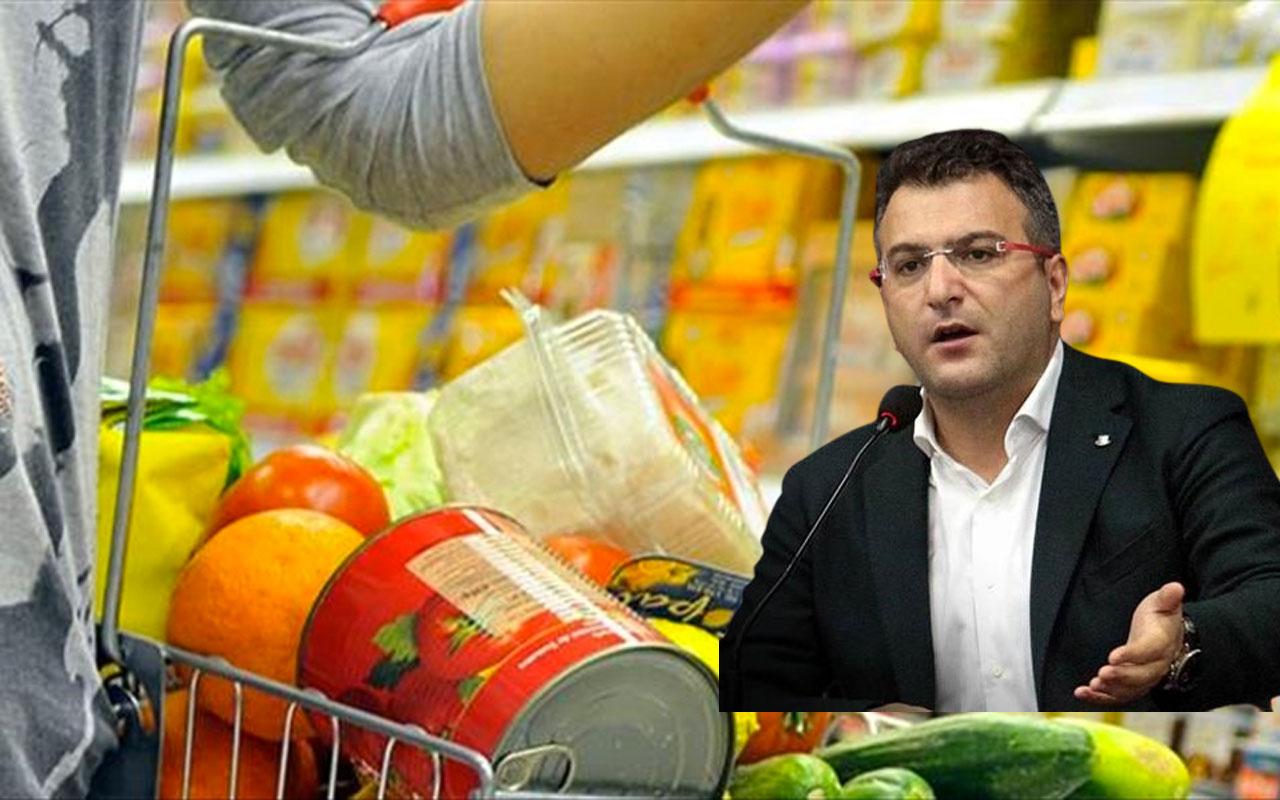 Cem Küçük markete girdi 'Ben ne aldım ki?' dedi AK Parti'ye böyle seslendi