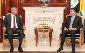 CHP Barzani'ye 'Ortadoğu Barış ve İşbirliği Teşkilatı' kurulmasını önerdi! Türkmenler ne istedi?