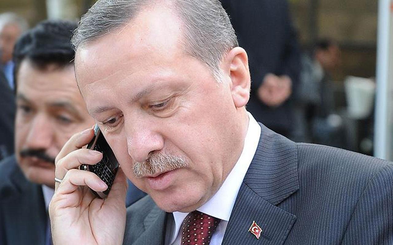 Cumhurbaşkanı Erdoğan, Tacikistanlı mevkidaşı Rahman ile görüştü