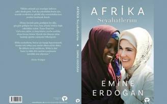 Emine Erdoğan Afrika Seyahatlerim kitabının tanıtımını New York'ta yaptı: Şükran borçluyum