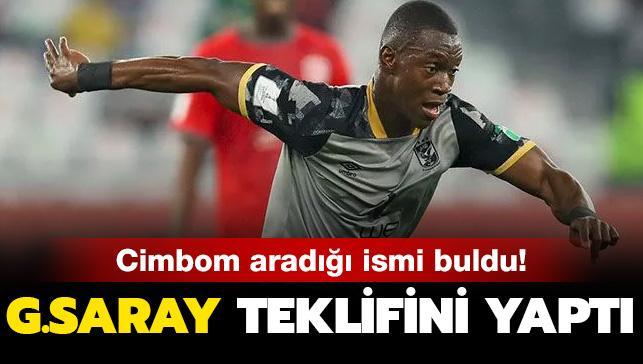 Galatasaray orta sahasını buldu! Teklif yapıldı…