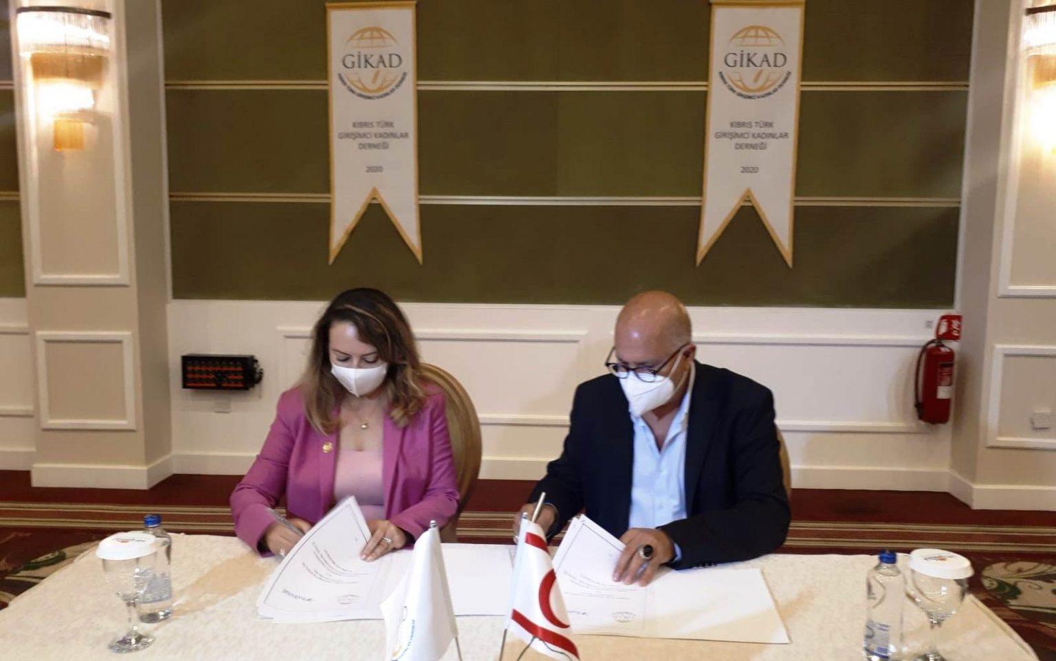 GİKAD ile HABİTAT Derneği arasında protokol imzalandı