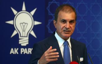 Güney Kıbrıs'ta Atatürk'le ilgili kitap sayfasının yırtılması talimatına AK Partiden sert tepki