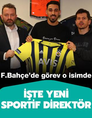 İşte Fenerbahçe'nin 'gölge' sportif direktörü