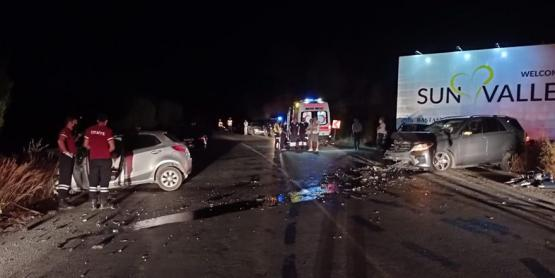 """Canaltay: """"10 yılda 270 ölümlü kaza meydana geldi"""""""