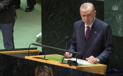 """""""Kıbrıs Türk halkının egemen eşitliği tescil edilmeli!"""""""