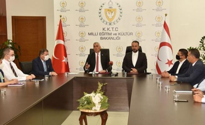 """Mesleğim Elimde Projesi"""" kapsamında MEB ile YDÜ arasında protokol imzalandı"""