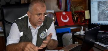 """""""ORMAN ARAZİLERİNDE HER TÜRLÜ ATEŞ YAKILMASI YASAK"""""""