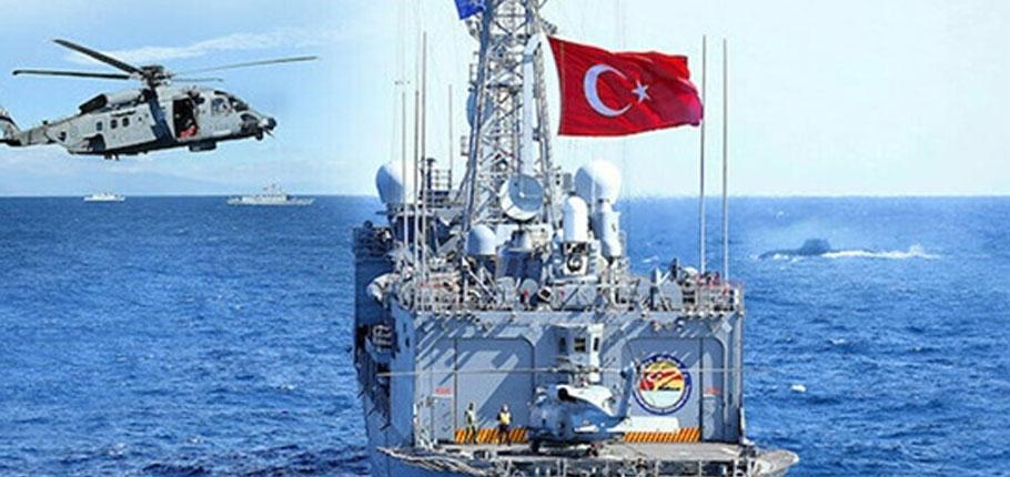 Şehit Yüzbaşı Cengiz Topel Akdeniz Fırtınası 2021 Tatbikatı bugün başlıyor