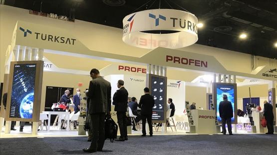 Türk imzası taşıyan uydular Satellite 2021'de