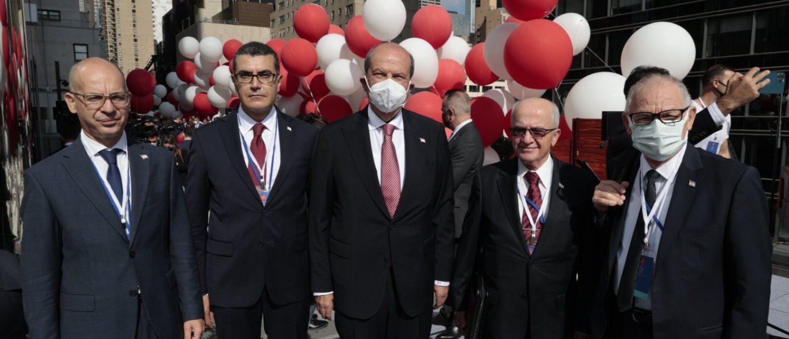 Cumhurbaşkanı Tatar: Açılışına katıldığımız Türkevi'nde KKTC Temsilciliği'ne de yer verilmesinden memnuniyet duyduk