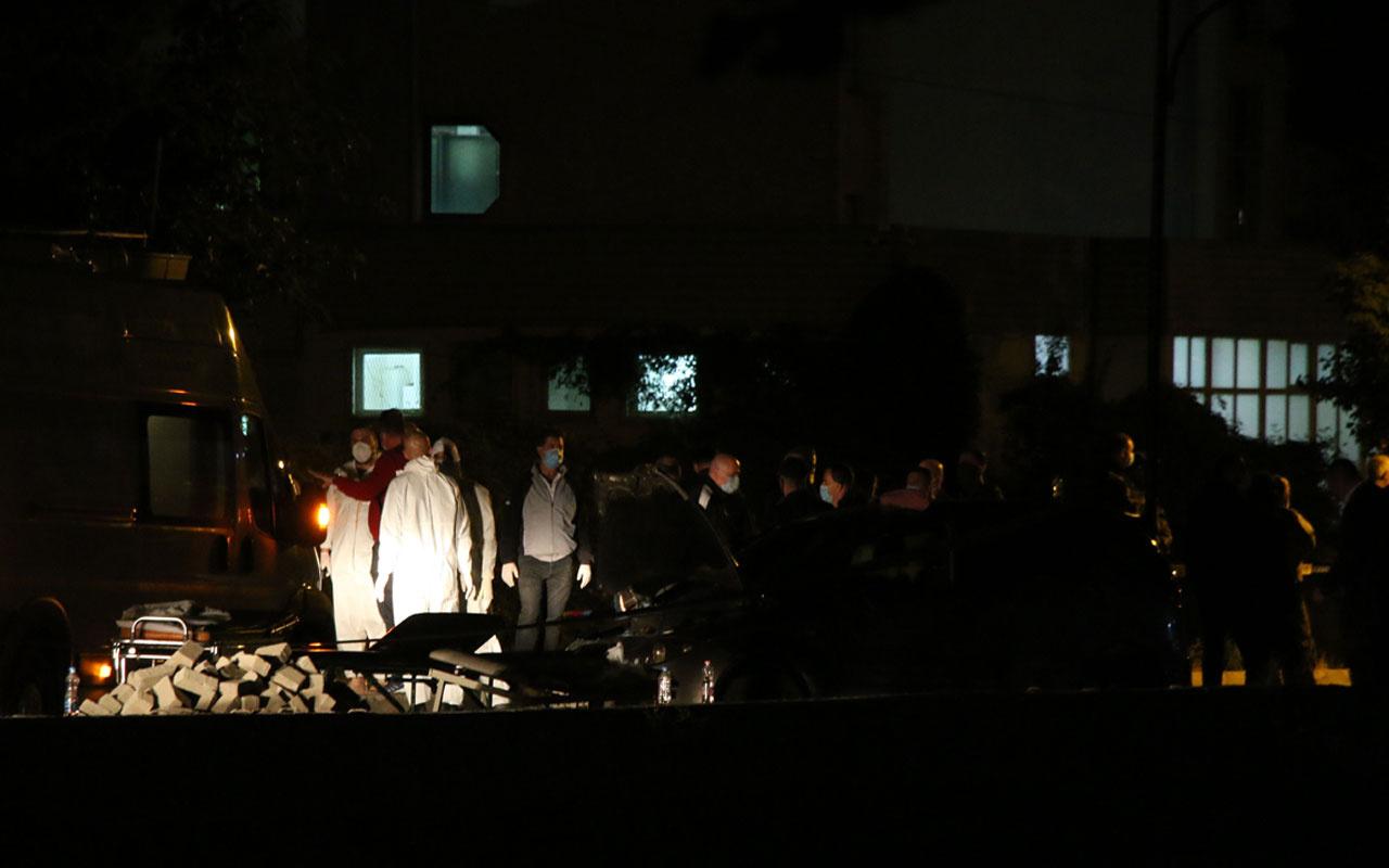Yangın faciası! Kovid-19 hastalarının tedavi edildiği merkezde 10 kişi öldü