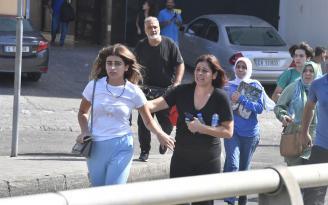 Lübnan'da protestocuların üzerine ateş açıldı ölü ve yaralılar var Lübnan ordusu sokakta