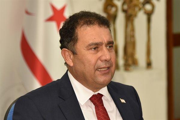 Saner, UBP Meclis Grubunu topluyor! Başbakan Ersan Saner, UBP Meclis Grubu'yla bir araya geliyor.